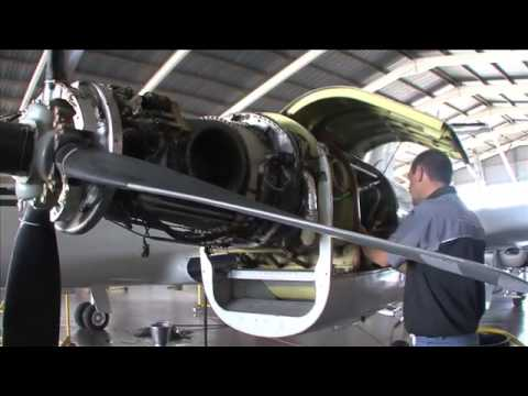 Aircraft Maintenance Engineering training: Debela – High standard theoretical training