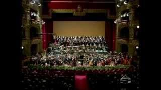 Vilja Lied - Die Lustige Witwe- Gala- Teatro Bellini Catania