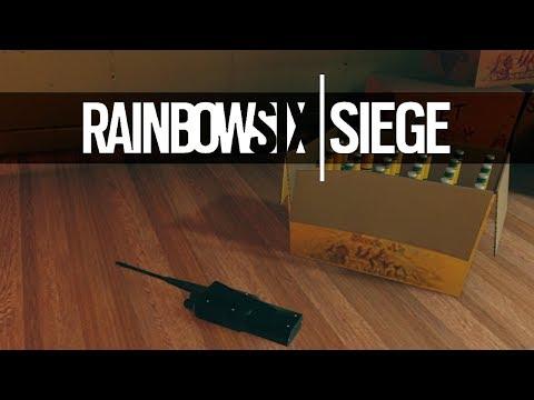 Communication is Key Rainbow Six Siege Kackboons trolling Funny Moments (Deutsch/German)