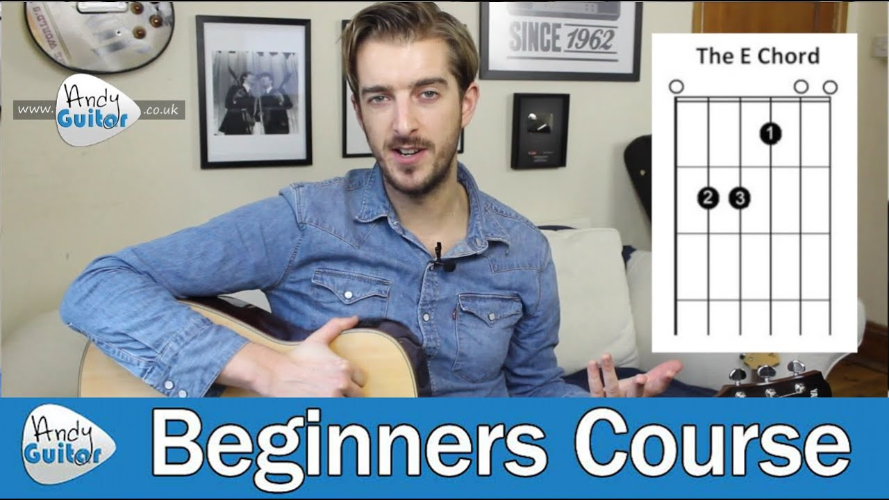 How to Read Guitar TAB & Chords (Lesson 0 06) Guitar TABs for Beginners