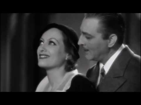 "I am a little stenographer - ""Grand Hotel"" - Joan Crawford"