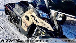 7. Ski Doo Renegade Enduro 900 Ace 2016