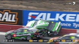 Video Supercars - Tickford Racing Crashes (FPR/Pepsi Max Crew) MP3, 3GP, MP4, WEBM, AVI, FLV Januari 2019