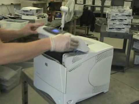 How to fix HP Printer Error 13.20.00 in HP 4200 4250 4300 4350 Series Printer