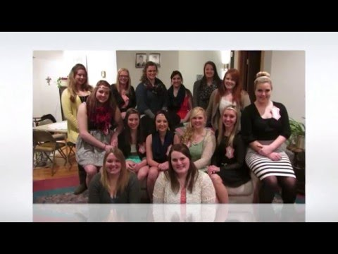 Philomathian Sorority Recruitment Video 2015