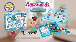 Aquabeads Beginners Studio e Mondo Incantato