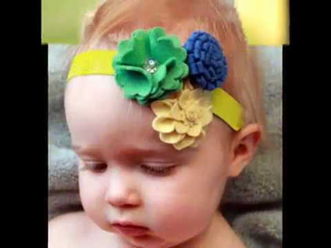 Hair Bows & Headbands for Baby Girls Online in India