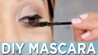 How To Make Your Own Mascara - YouTube