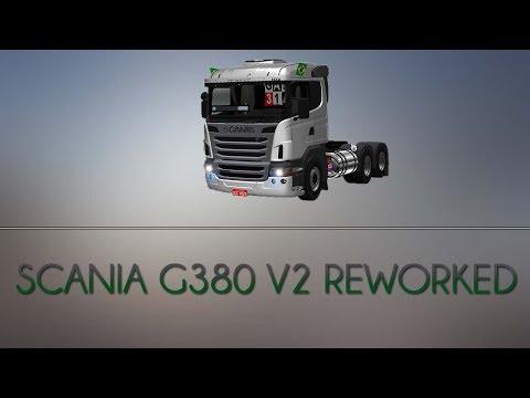 Scania G380 V2 Reworked – By KadircanOzkan