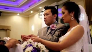Cee & Neng's Hmong American Wedding Highlight 1-24-15
