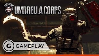 9 Minutes of One Life Match Gameplay - Umbrella Corps by GameSpot