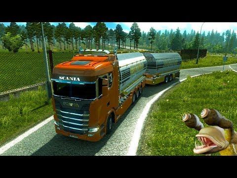 BDF Tandem Truck Pack v100.0