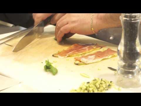 Lo chef Battistoni maestro di cucina per Tigros