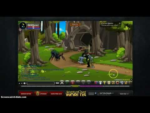 AQWORLDS Free Awsome Sword (2013)