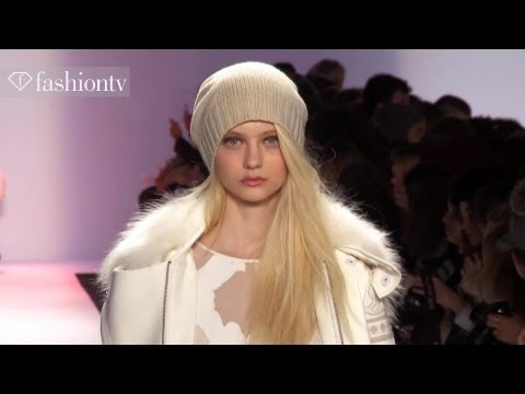fashion shows - The Best of New York Fashion Week Fall/Winter 2013-2014 Review http://www.FashionTv.com/videos NEW YORK - FashionTV presents the best of New York Fashion Wee...