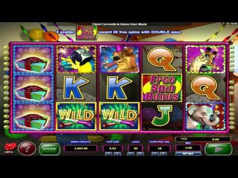Free Wild Birthday Blast slot machine by 2By2 Gaming gameplay ★ SlotsUp