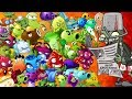 Plants vs Zombies 2 Game Every Plant Power-Up! vs Newspaper Zombies Top 10 Zombies in PVZ 2