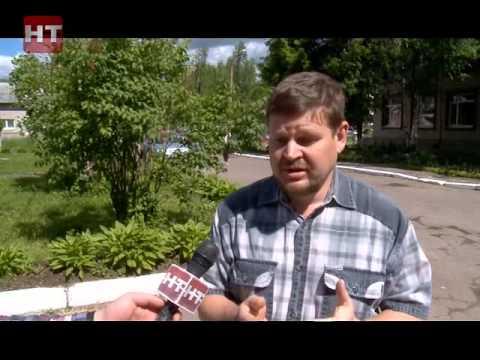 Депутаты городской думы приводили в порядок территорию детского дома «Малютка» в Деревяницах