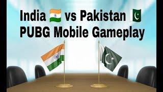 S01 E08 India🇮🇳 Vs Pakistan 🇵🇰 PUBG Mobile Gameplay
