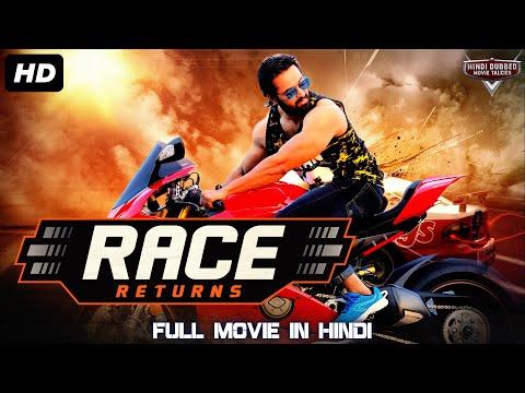 RACE RETURNS - Blockbuster Full Action Hindi Dubbed Movie | Unni Mukundan Movies In Hindi Dubbed