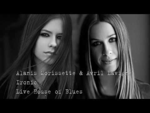 Avril Lavigne - Ironic lyrics