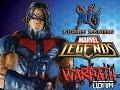 Action Figure Review: Custom Marvel Legends Style WARPATH!!!!