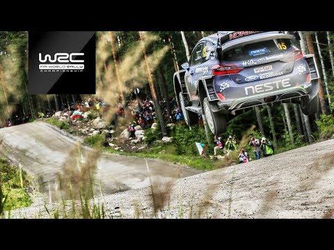 WRC - Neste Rally Finland 2018: TEASER