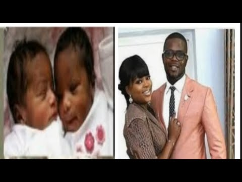 Nigerian Nollywood Actress Funke Akindele Delivered Set Of  Twins Congratulation To Her Family