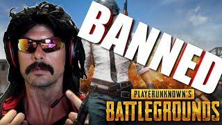 Video Doc got Banned on PUBG [FULL GAME] MP3, 3GP, MP4, WEBM, AVI, FLV April 2018