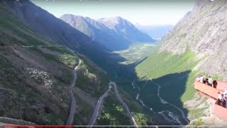 Geiranger Norway  city pictures gallery : Trollstigen and Geirangerfjord in Geiranger, Norway