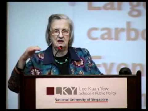2010 Lee Kuan Yew School Of Public Policy - Beyond Markets And States