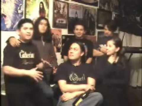 Entrevista con Cythadel 2004