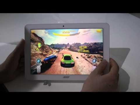 Acer Iconia Tab 10 FHD im Test