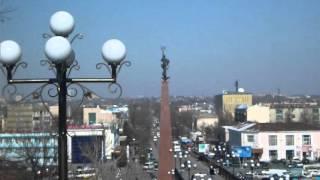 Shymkent Kazakhstan  city images : Independence Park Shymkent Kazakhstan Feb 2016
