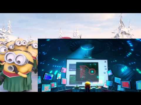 UFO Pet Funny Minions Video HD YouTube