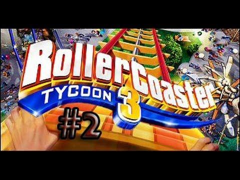 comment construire une maison dans roller coaster tycoon 3