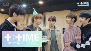 Download Video [T:TIME] Beomgyu's Surprise Birthday Party - TXT (투모로우바이투게더) MP3 3GP MP4
