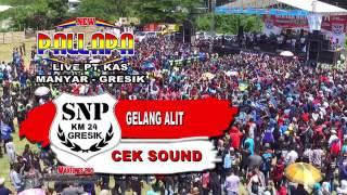 NEW PALLAPA - GELANG ALIT (CEK SOUND)