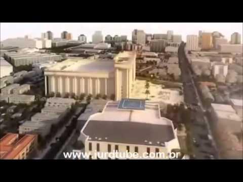 Profecia do fins dos tempos, o templo de Salomão Brasil