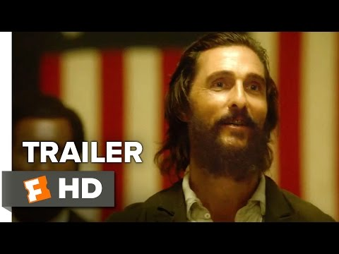 Free State of Jones TRAILER 1 (2016) - Matthew McConaughey War Drama HD
