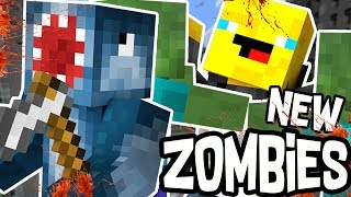Hello Everybody! Welcome back to HYPIXEL!! Today myself and AshDubh are playing the brand NEW MINI GAME called ZOMBIES!! It's just like Call of Duty Zombies!!