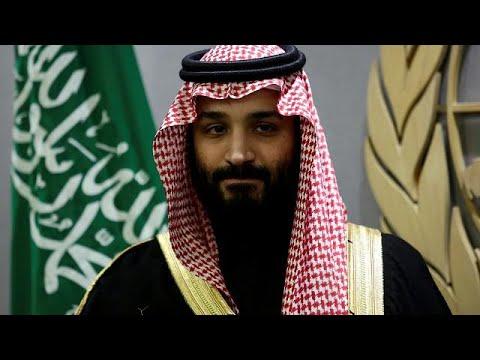 Saudischer Kronprinz Mohammed bin Salman billigt isra ...