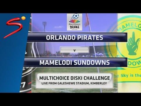 Orlando Pirates 4-0 Mamelodi Sundowns highlights