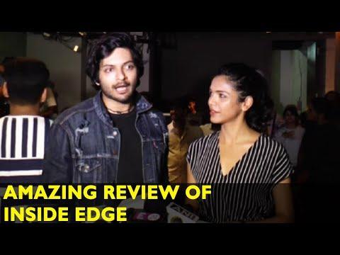 Ali Fazal And Shriya Pilgaonkar's AMAZING Review O