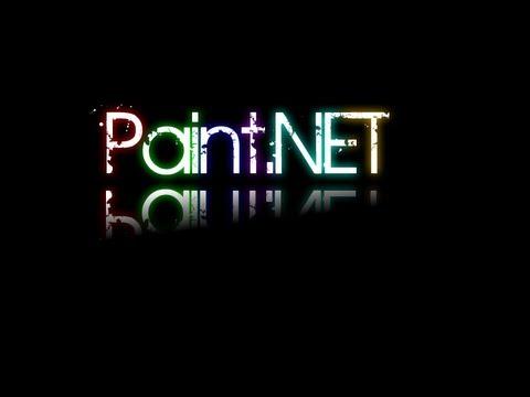 Paint.NET #1 einfaches Logo (Anfänger Deutsch) [HD]
