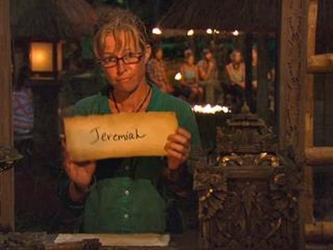 voting - Find out what Jeremiah has to say as the eleventh person to leave SURVIVOR: CAGAYAN. Be sure to