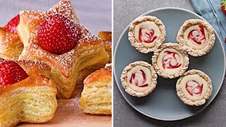 Video It's time to fall in love with these 5 puff pastry creations I Dessert by So Yummy MP3, 3GP, MP4, WEBM, AVI, FLV Desember 2018
