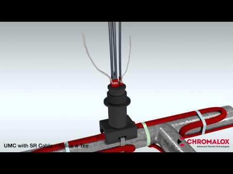 Chromalox UMC with SR Cable – Splice & Tee