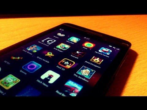 Top 9 Games for BlackBerry Z10 [OS: 10.3.0.725] December 2014 (1080p)