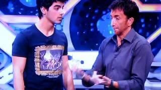 Joe Jonas se equivoca de dia en el hormiguero